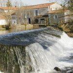 Moulin à eau de Neuil sur l'autise