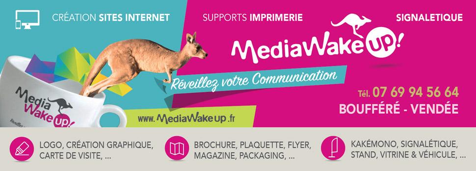 Agence de Communication Vendée - Graphiste freelance Vendée - webmaster - pao