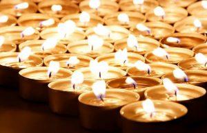 Enlever une tache de cire de bougies
