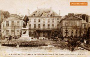 La Roche sur-Yon aurefois