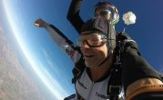 Saut en parachute en Vendée