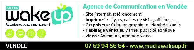 Agence Web Internet en Vendée - Imprimerie Vendée - Habillage véhicule Vendée - Graphiste Vendée