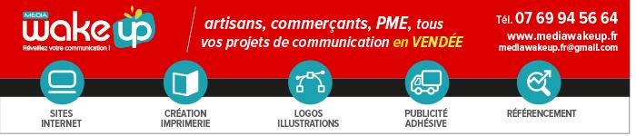 agence web site internet Vendée création site internet agence communication Vendée