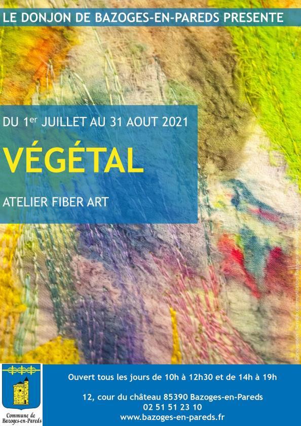 VÉGÉTAL - ATELIER FIBER ART